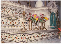 The Marble Altar